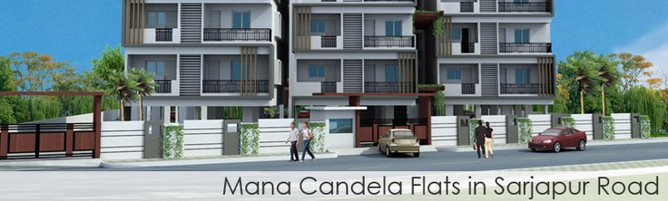 Mana Projects proudly presents Mana Candela 2BHK, 3BHK Flats in Sarjapur Road with extraordinary amenities and specifications.