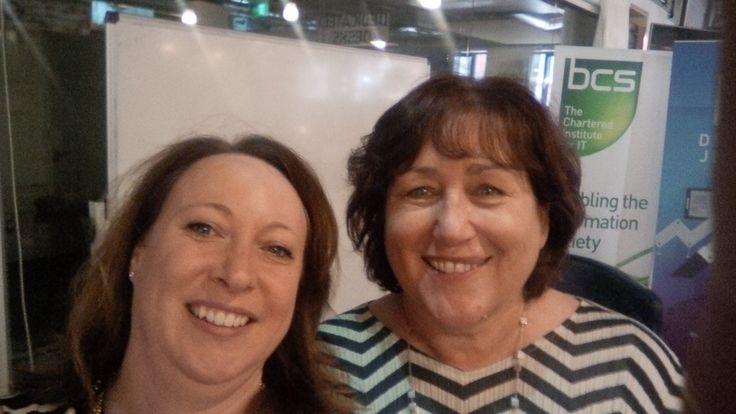 Rachel Abbott et moi