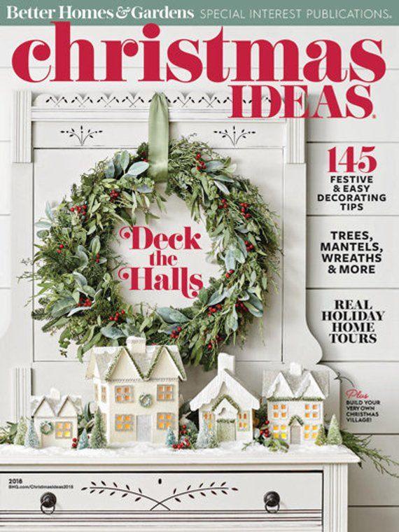 f714b9e9e602747e549572beb8416277 - Better Homes And Gardens Christmas Magazine 2017