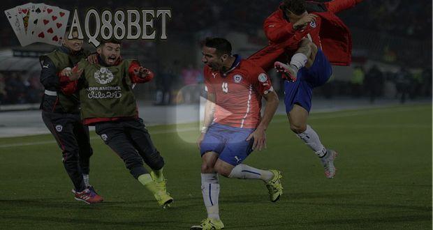 Agen Piala Eropa - Highlights Pertandingan Chile 1-0 Uruguay (Copa America) 25/06/2015