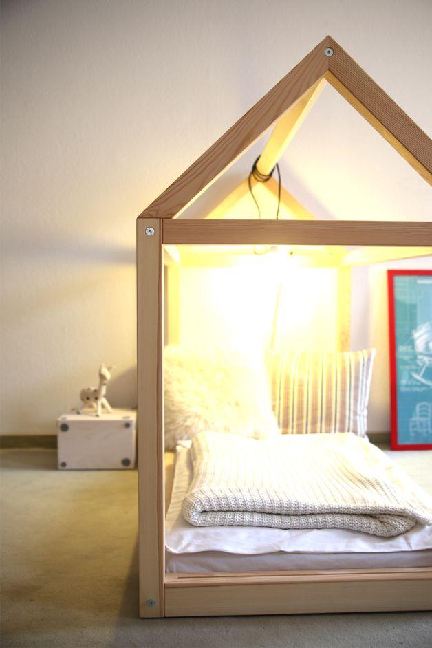 Kinderbett spielhaus  19 besten Kinderzimmer Bilder auf Pinterest | Kinderzimmer ...