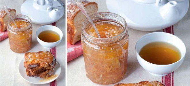 Συνταγή για μαρμελάδα με λεμόνι