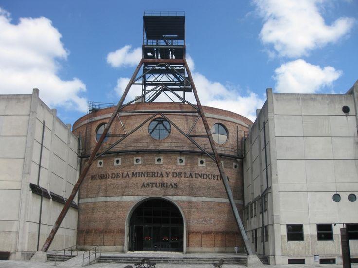 Museo de la Minería y de la Industria de Asturias San Martín del Rey Aurelio 1717681