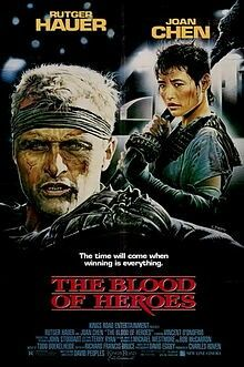 The blood of heroes (80s)