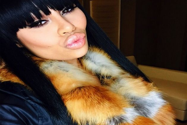 Is Tyga's Baby Mama Blac Chyna Still Shading Kylie Jenner? Blac Chyna  #BlacChyna
