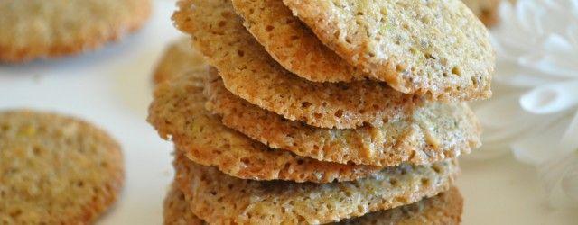 orechové keksíky