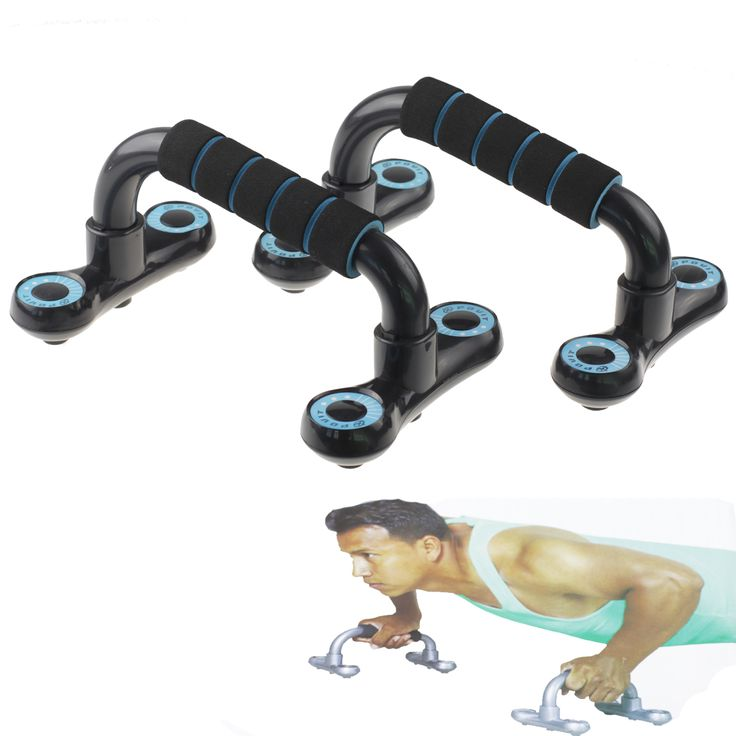 Free Delivery Push Up Bar Set Stands with Foam Muscle Building Home Gym //Price: $31.71 & FREE Shipping to USA // www.fitnessamerica.store //    #fitnessequipment