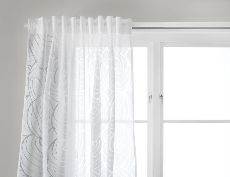4 kanten gordijnen van ikea home t slaapkamer