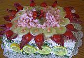 Seafood Smorgastarta