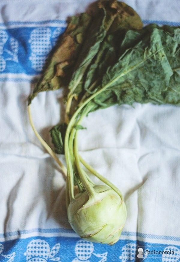 Curry z kalarepy » Jadłonomia
