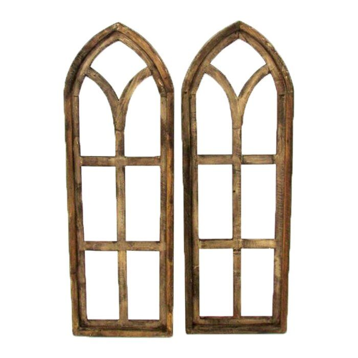 2 Piece Wooden Arch Wall Decor Set Arched Wall Decor Wooden Wall Decor Wooden Arch