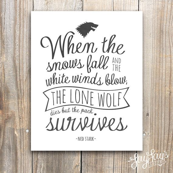 Hey, I found this really awesome Etsy listing at https://www.etsy.com/listing/187685876/game-of-thrones-stark-quote-wall-art