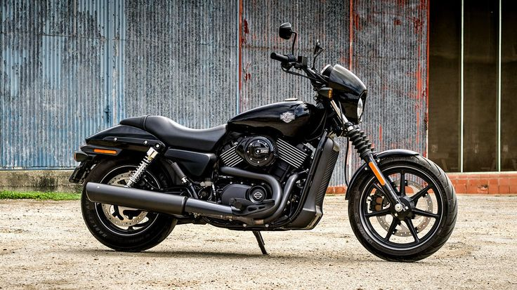 Harley-Davidson's 2016 models get power boost