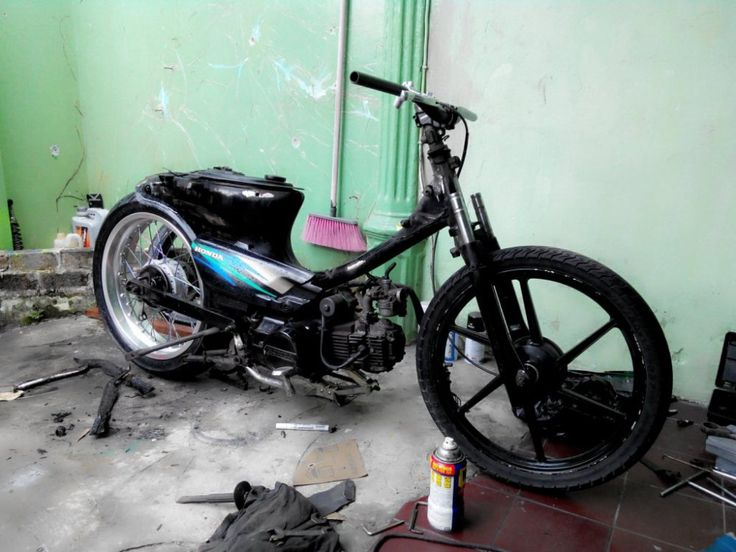 ide modif honda grand