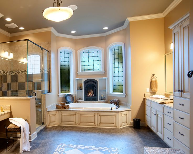 What an incredible bathroom view  ProVia Endure vinyl windows  available in  a number of. 17 Best images about Bathroom Window Ideas on Pinterest