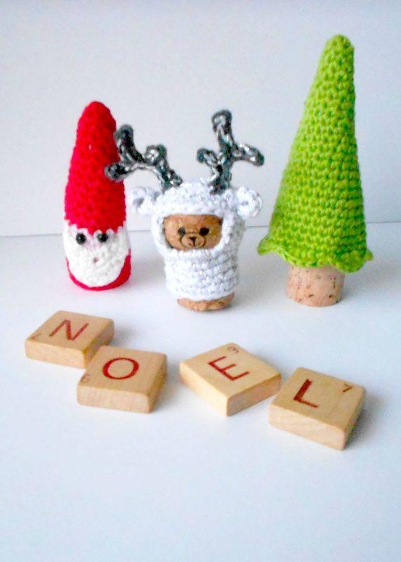 NOËL (coming soon...) Tuto crochet