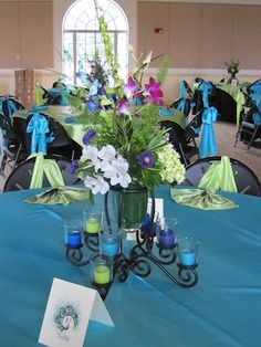 peacock/quinceanera/ideas - Google Search