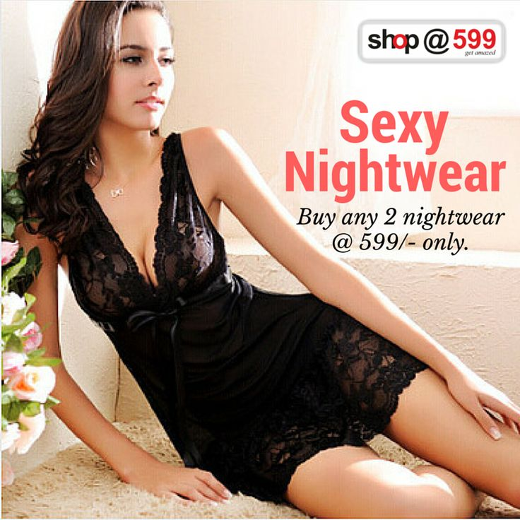 #nightwear #Sexy #Lingerie #Lingeries #Nighty #Undergarments #FB  Buy at - http://buff.ly/29CCM20