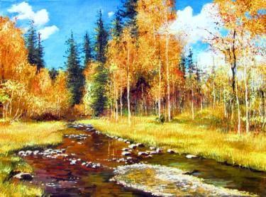 """Saatchi Art Artist Igor Pautov; Painting, """"Quiet charm"""" #art"""