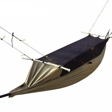 Camping - Survival Hammock Water Proof, Tear Resistance & Mosquito Proof