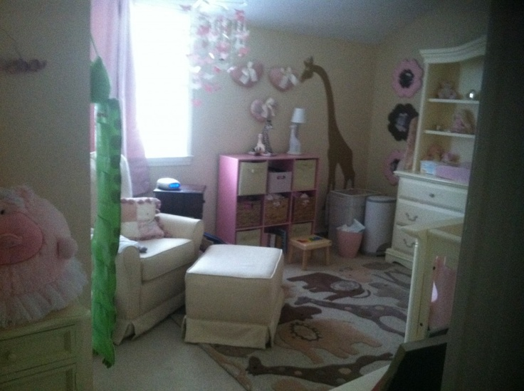 My daughter's nursery :)
