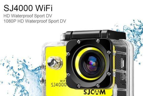 SJCAM SJ 4000 WIFI Sport Action Camera 1080P Full HD Waterproof Camcorders Helmet pro DV
