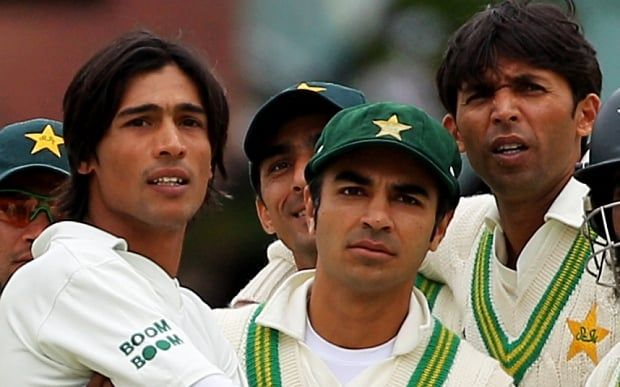 The International Cricket Council banned Salman Butt, Mohammad Asif and Mohammed Amir of Pakistan after a London court found them guilty