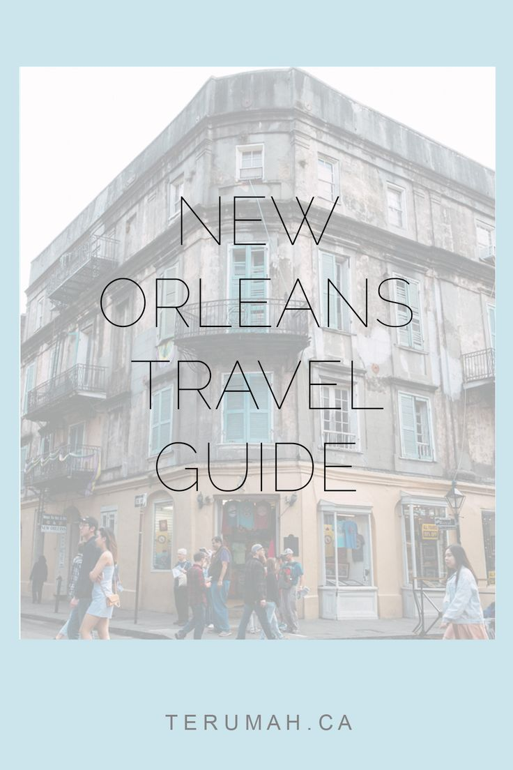 New Orleans Travel Guide: Beignets, Poets, Tea Leaf Readings & Vampire Legends