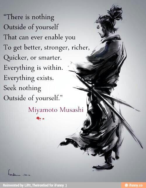 Wisdom of the Samurai