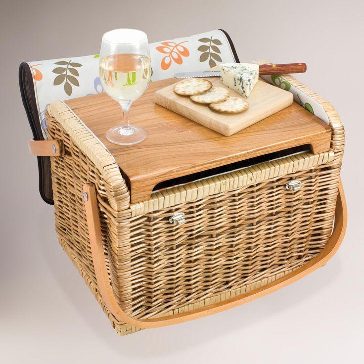 Capitola Wine U0026 Cheese Basket | World Market