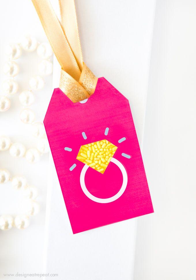 Wedding Gift Tags : Wedding Gift Tags on Pinterest Free printable gift tags, Gift tags ...