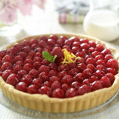 Raspberry shortcake recipe - From Lakeland