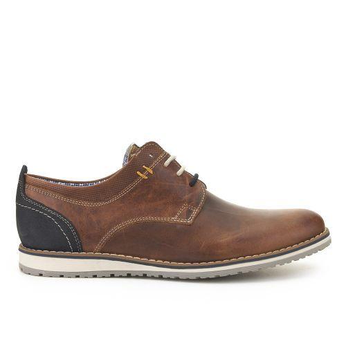 Zapato blucher piel FOSCO