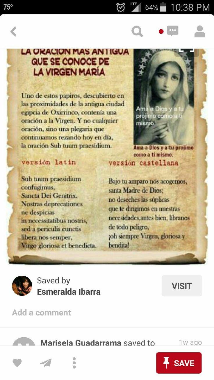 Old, Beautiful, Virgin Mary, Spirituality