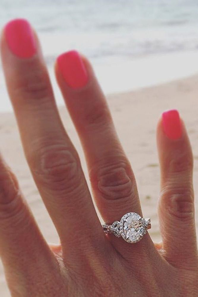 Engagement Ring Inspiration To Make A Right Choise ❤ We collected wonderful and different kinds of engagement rings, in order your choice will be easier and she will be in delight! See more: http://www.weddingforward.com/engagement-ring-inspiration/ #weddings #photos #ring