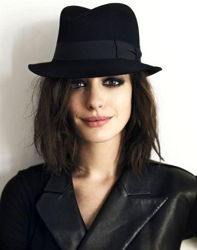Модные шляпы: федора, клош, слауч, канотье, цилиндр, жокейка ...