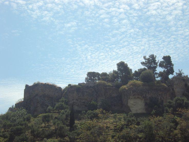 Με θέα το Κάστρο Καλαμάτας