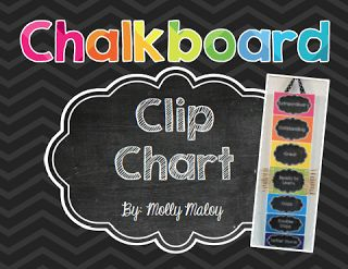 Happy Saturday! I can't believe we've already been in school for 3 weeks! I am absolutely loving my classroom this year! I made some little changes that have had a big impact! One of the changes is that I've incorporated more of a colorful chevron and chalkboard theme! My previous clip chart was 3 years …