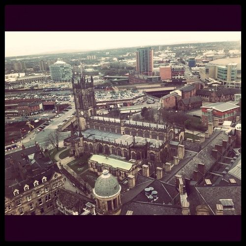 Above Manchester