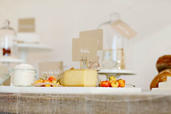 Yes, Cheese!: The Wedding Cheese Table