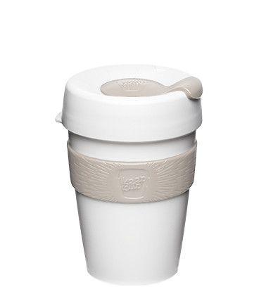 white/latte 340ml, keepcup.