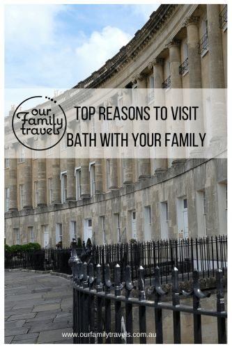 top reasons to visit bath with your family