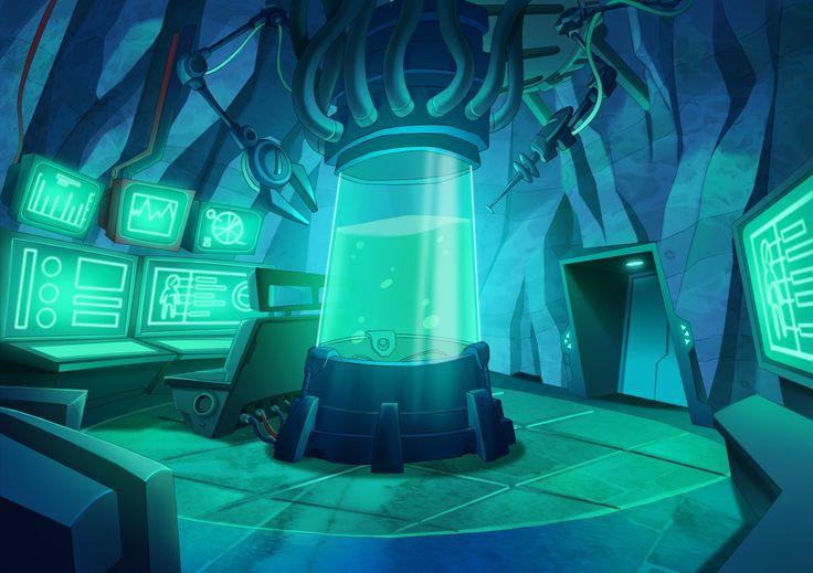 Sci-Fi Lab