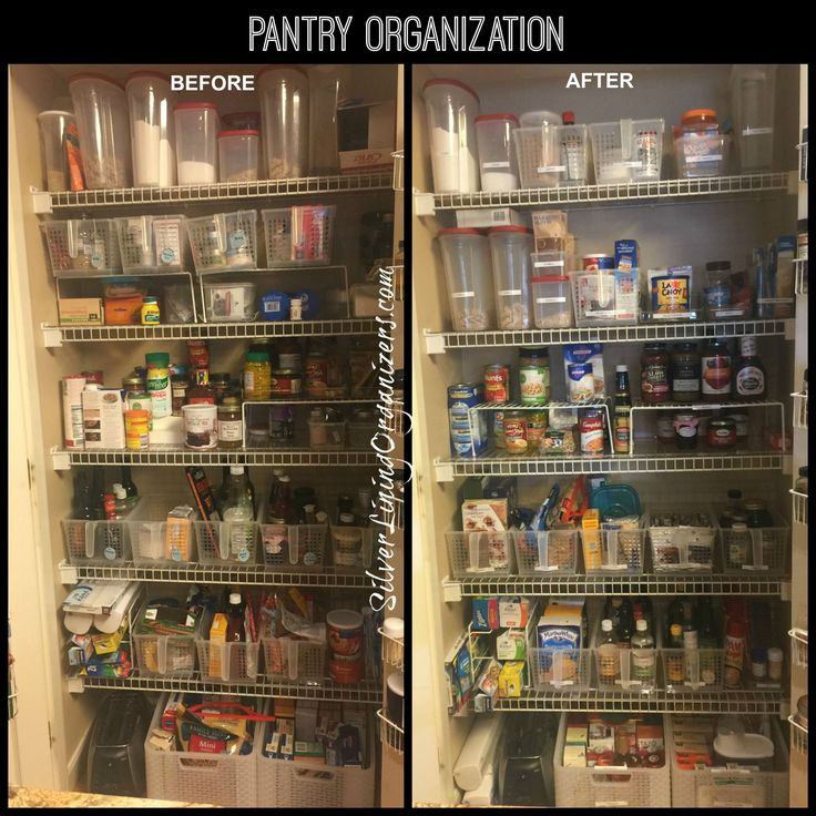 Organized Kitchen Before And After: 450 Best Organizing The Kitchen Images On Pinterest