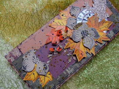 Некогда скучать: Коробочка с запахом осени