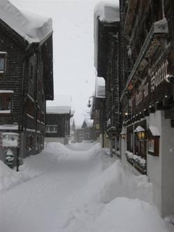 Rekord! Noch nie fiel so viel Schnee in einem Monat