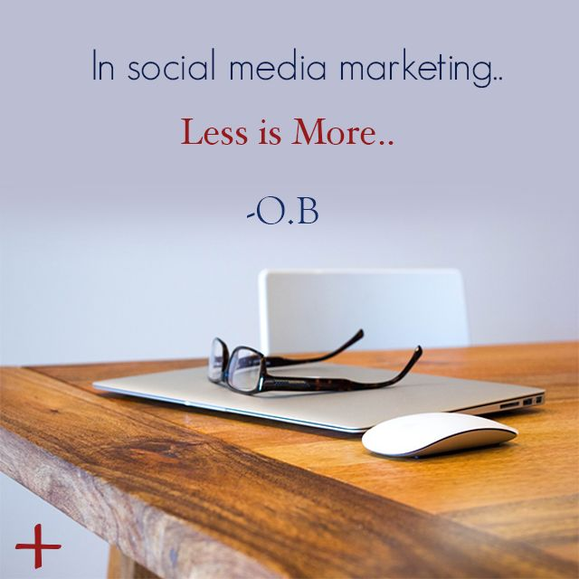 """""""A picture is worth a thousand words."""" How much does this relate to #SocialMediaMarketing. #SocialPlus #SocialMedia"""
