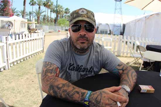 "Aaron Lewis On His Country Music Career: ""A Part of Me Was Drifting Away With Every Staind Album"" - Heard Mentality"