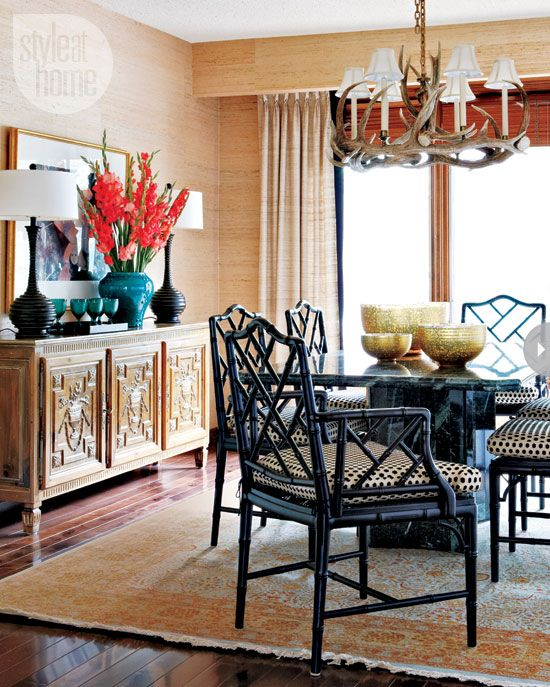 Chippendale Dining Room Enchanting 114 Best Chippendale Chairs Images On Pinterest  Dining Rooms Review