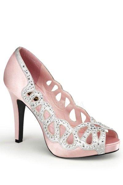 207 best Rhinestone Shoes images on Pinterest | Rhinestone shoes ...